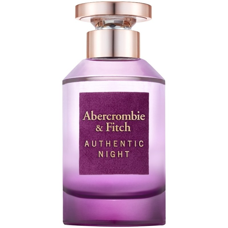 Abercrombie & Fitch Authentic Night For Her EDP 100 ml