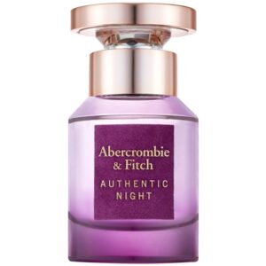 Abercrombie & Fitch Authentic Night For Her EDP 30 ml
