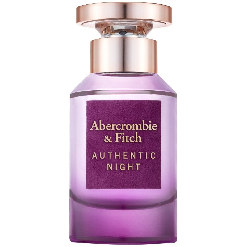 Abercrombie & Fitch Authentic Night For Her EDP 50 ml