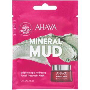 Ahava Brightening & Hydrating Mask 6 ml
