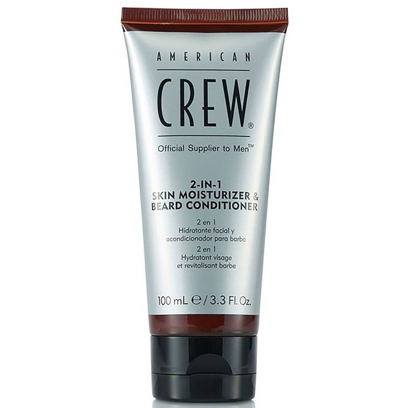 American Crew 2-In-1 Skin Moisturizer & Beard Conditioner 100 ml