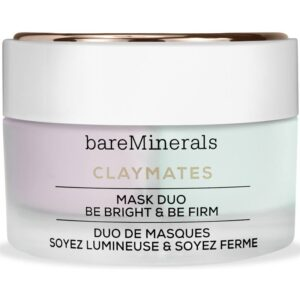 Bare Minerals Claymates Mask Duo Be Bright & Be Firm 58 gr.