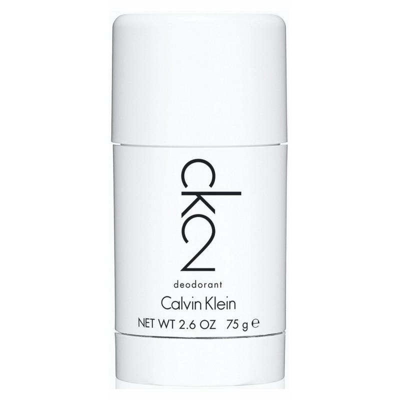 Calvin Klein Ck2 Deodorant Stick 75 g (U)