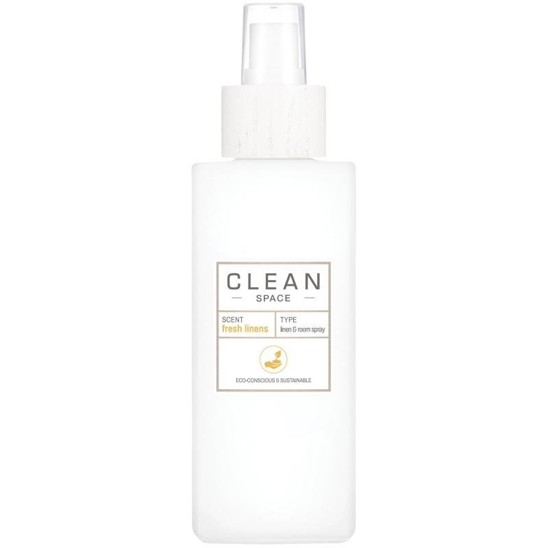 Clean Perfume Space Fresh Linens Linen & Room Spray 148 ml