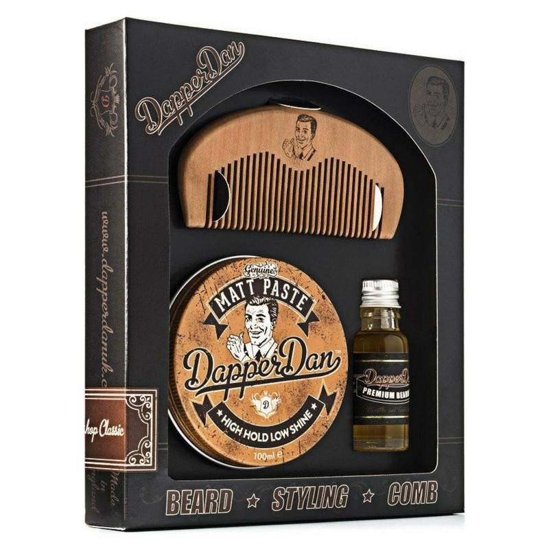 Dapper Dan Hair & Beard Giftbox