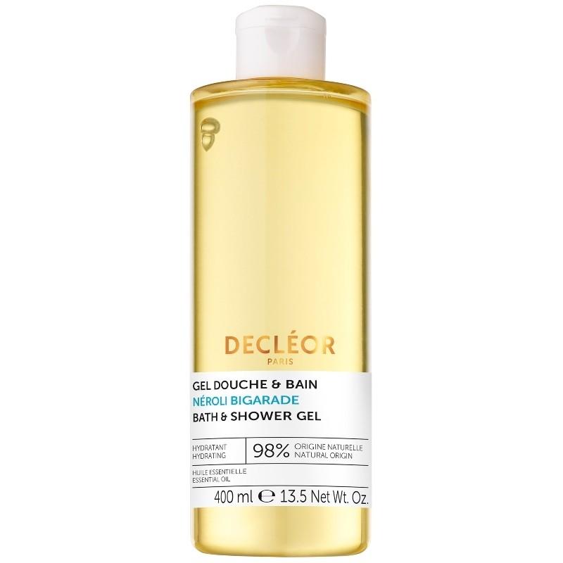 Decleor Neroli Bigarade Bath & Shower Gel 400 ml (Limited Edition)