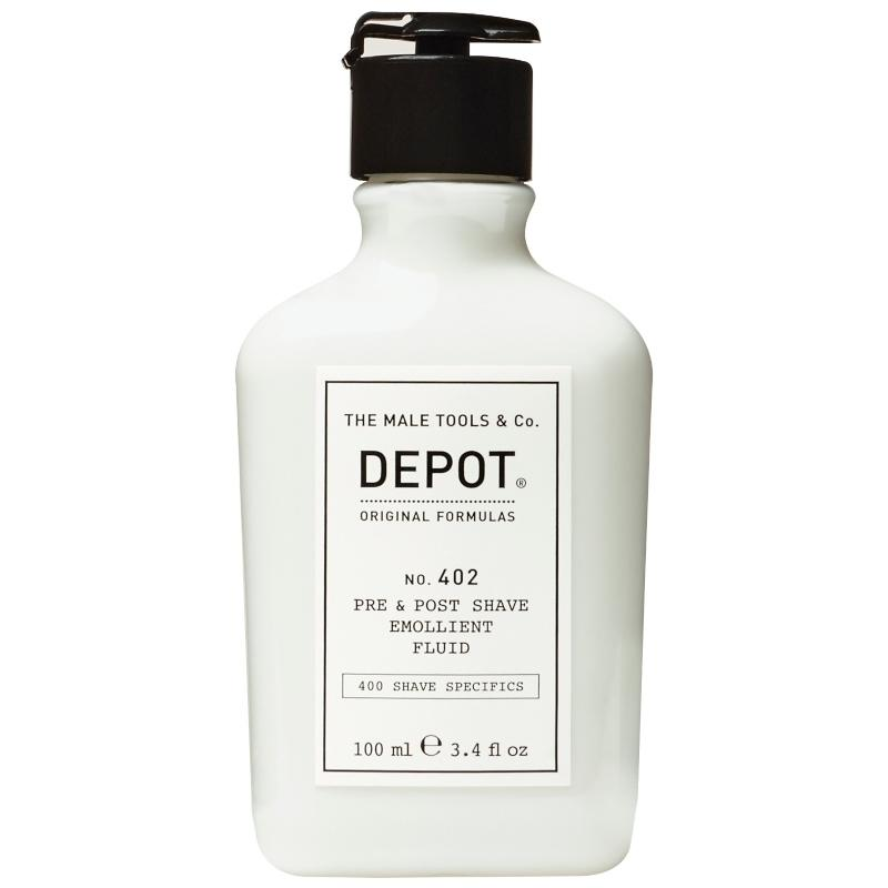 Depot No. 402 Pre & Post Shave Emollient Fluid 100 ml (U)