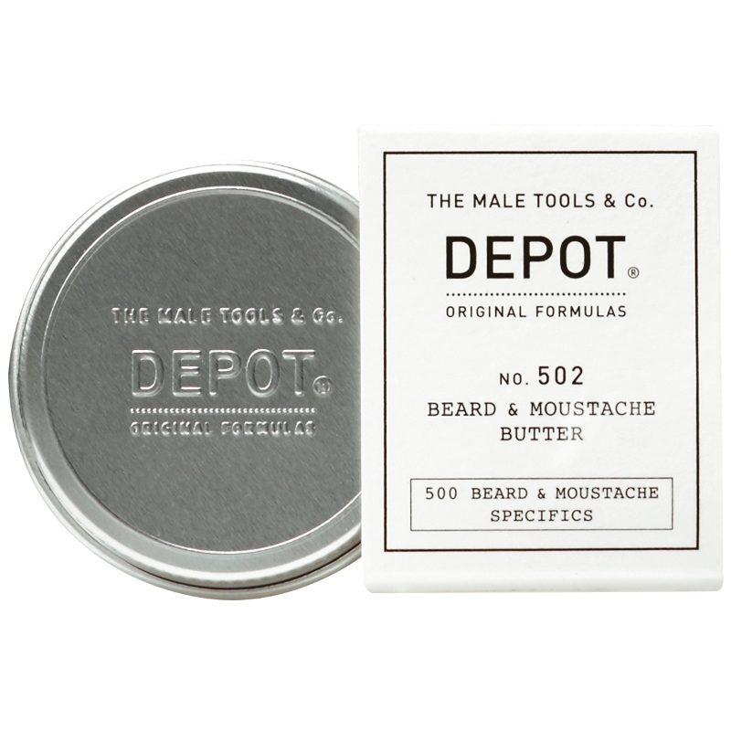 Depot No. 502 Beard & Moustache Butter 30 ml (U)