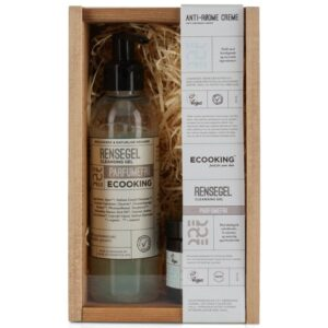 Ecooking Anti-R�dme Creme + Rensegel Christmas Box (Limited Edition)