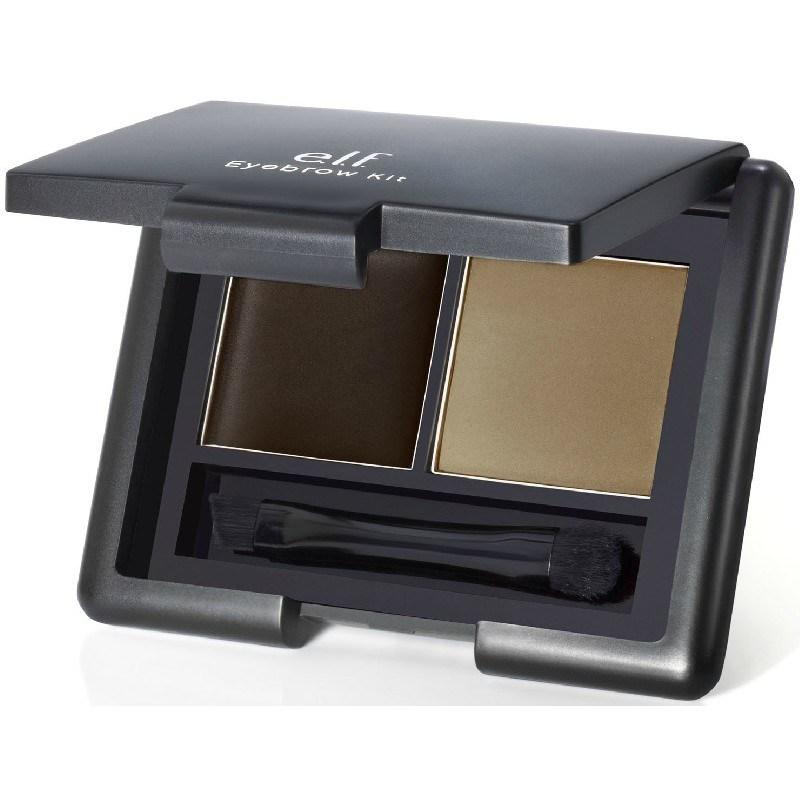 elf Cosmetics Gel & Powder Eyebrow Kit - Dark