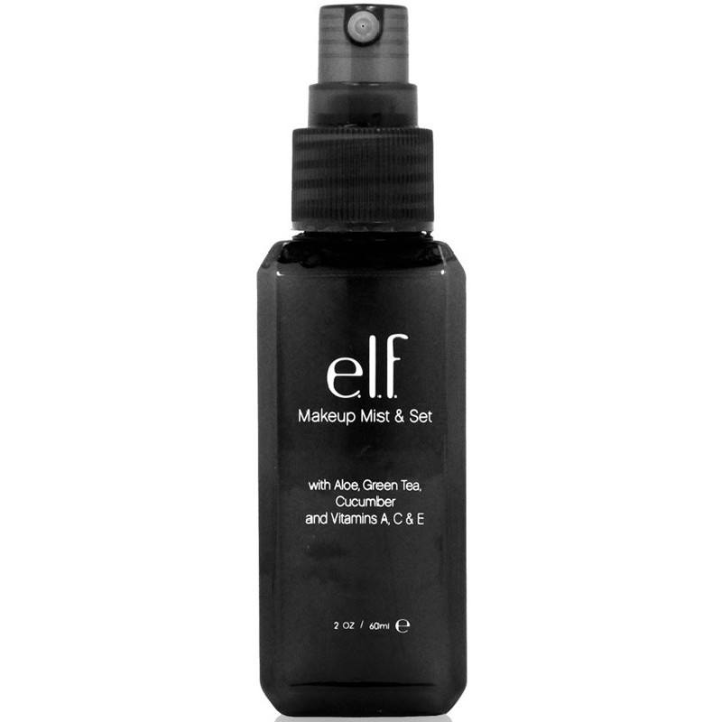 elf Cosmetics Makeup Mist & Set 60 ml - Clear