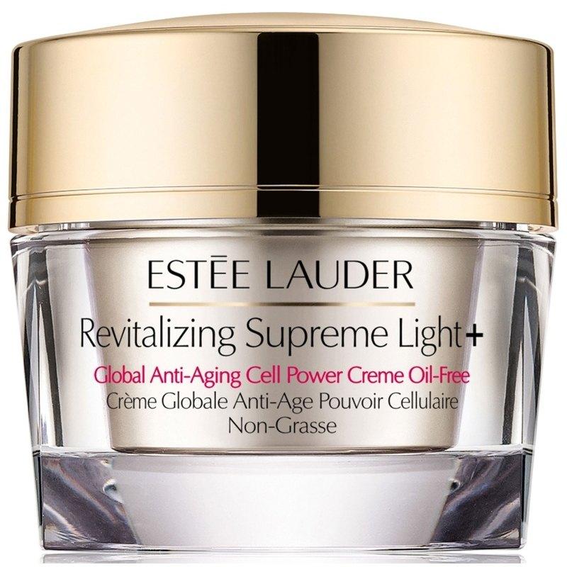 Estee Lauder Revitalizing Supreme Light + Global Anti-Aging Creme Oil-Free 50 ml