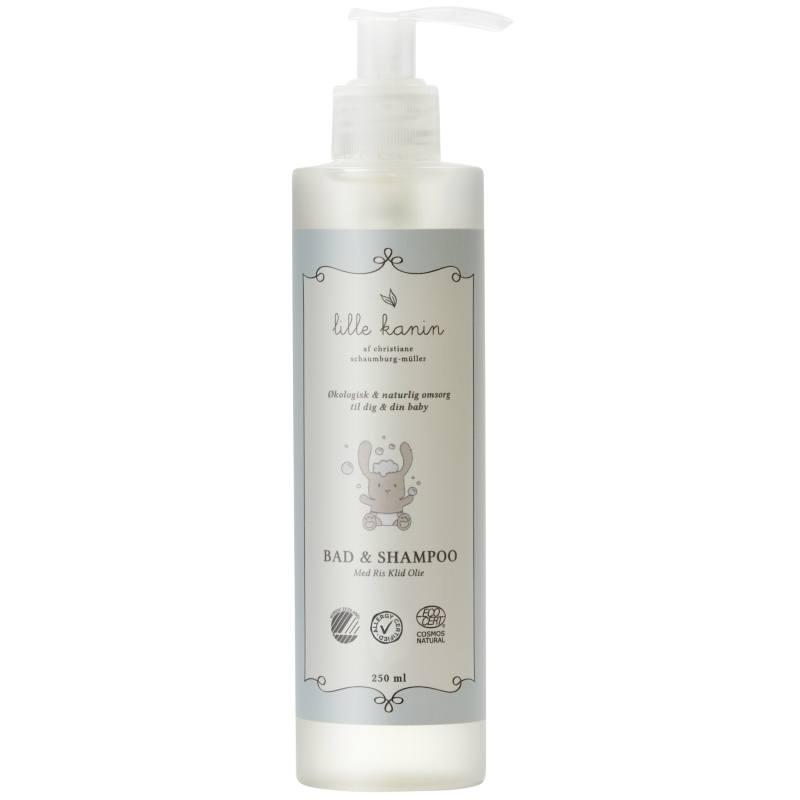 Lille Kanin Bad & Shampoo 250 ml