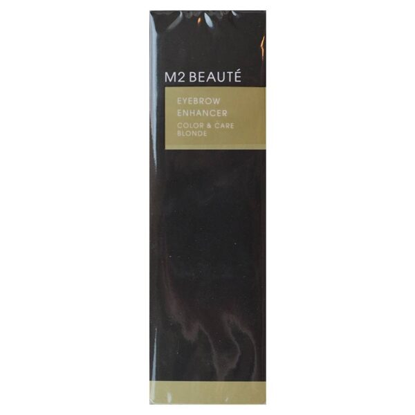 M2 Beaute Eyebrow Enhancer Color & Care 6 ml - Blonde