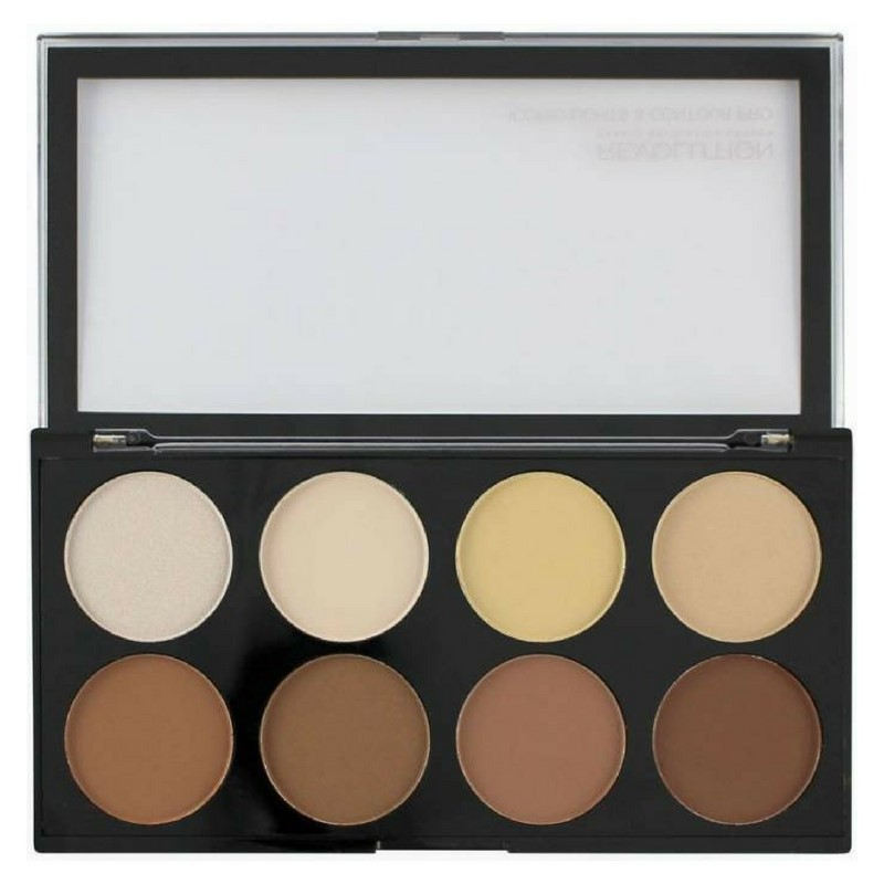 Makeup Revolution Iconic Lights & Contour Pro 13 gr.