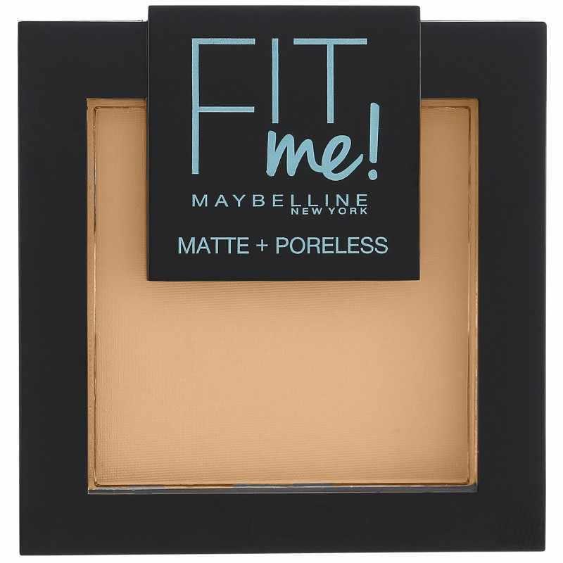 Maybelline Fit Me Matte + Poreless Pressed Powder 9 gr. - 220 Natural Beige