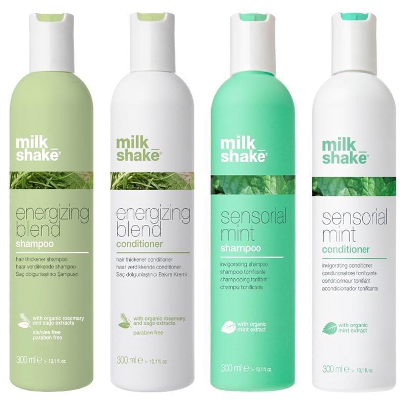 4 x Milk_shake Shampoo & Conditioner