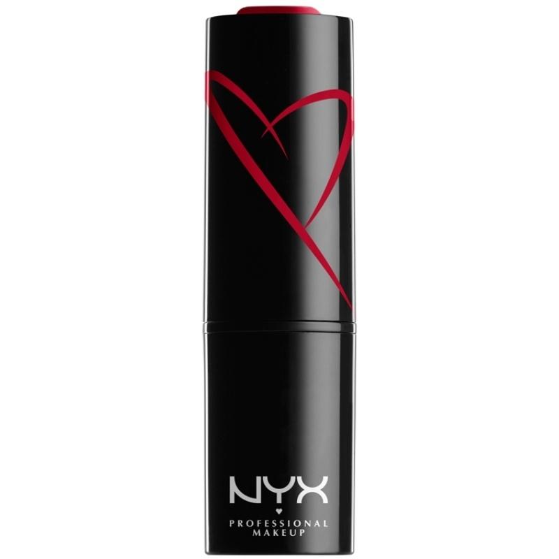 NYX Prof. Makeup Shout Loud Lipstick 3,5 gr.- The Best