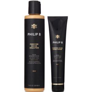 Philip B Forever Shine Shampoo & Conditioner Set