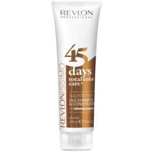 Revlon 2in1 Shampoo & Conditioner for Intense Coppers 275 ml