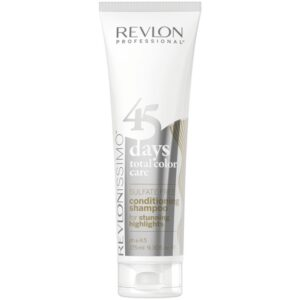 Revlon 2in1 Shampoo & Conditioner for Stunning Highligts 275 ml