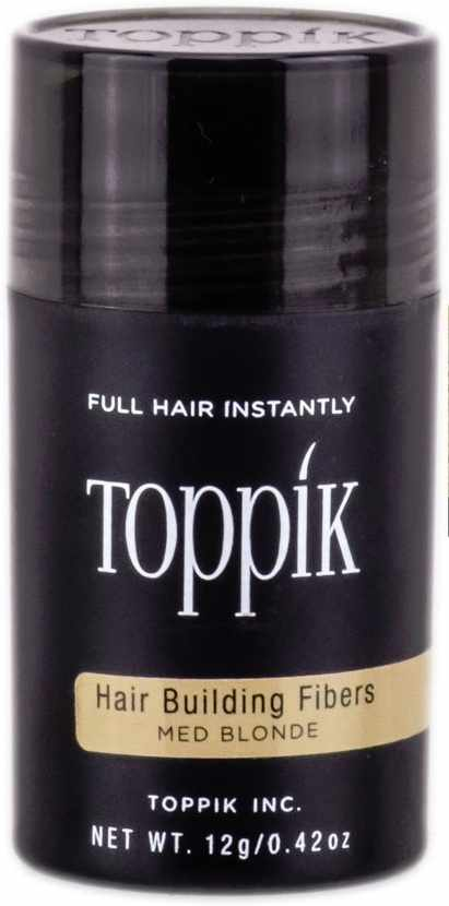 Toppik Hair Building Fibers 12 gr. - Medium Blonde