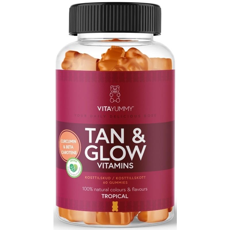VitaYummy Tan & Glow Vitamins 60 Pieces