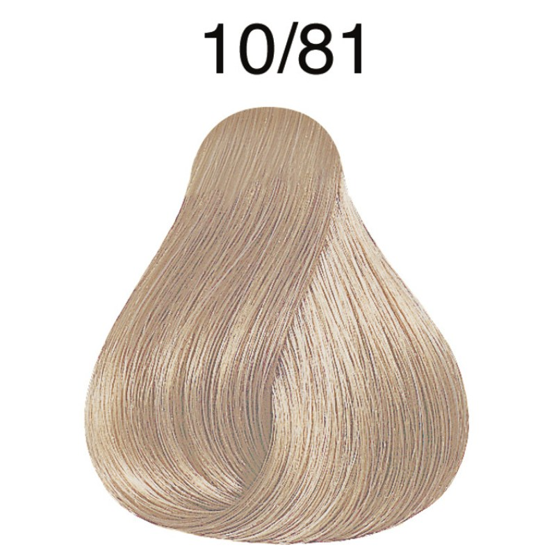 Wella Color Fresh -10/81 Lightest Pearl Ash Blonde