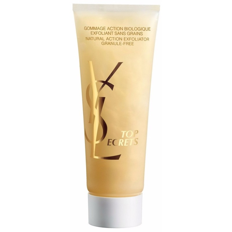 YSL Top Secrets Natural Action Exfoliator 75 ml