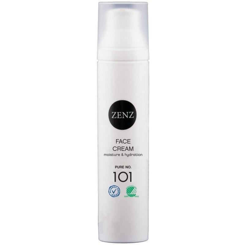 ZENZ Organic Pure No. 101 Face Cream Moisture & Hydration 100 ml